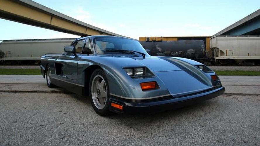 1990 Mosler Consulier Targa available on eBay [video]