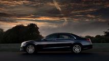 2014 Mercedes S-Class US launch promo 15.10.2013