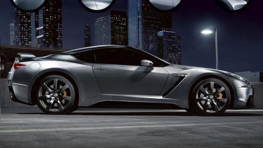 2016 Nissan GT-R gets rendered