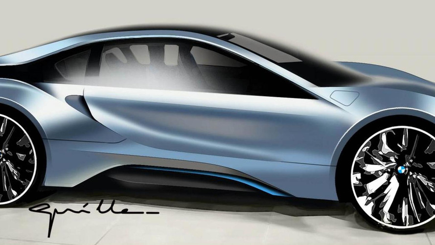"""BMW reportedly celebrating centenary with """"super fast"""" i8 codenamed M100, priced at €250,000+"""