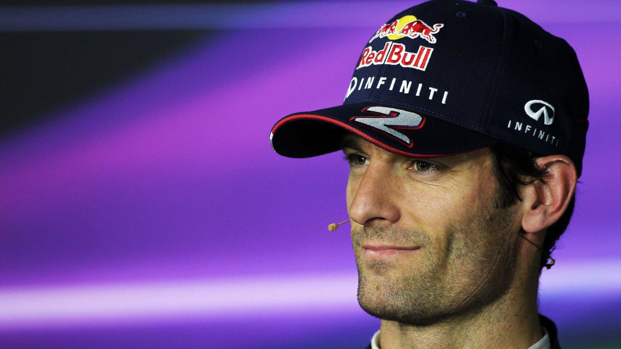 Mark Webber 06.07.2013 German Grand Prix