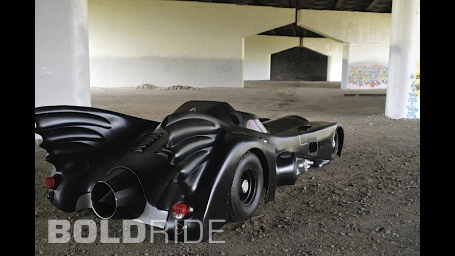 Batmobile by Casey Putsch