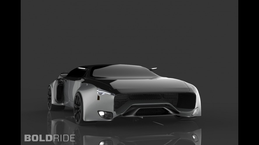 Ford Iosis BT Concept by Prashant Choudhary