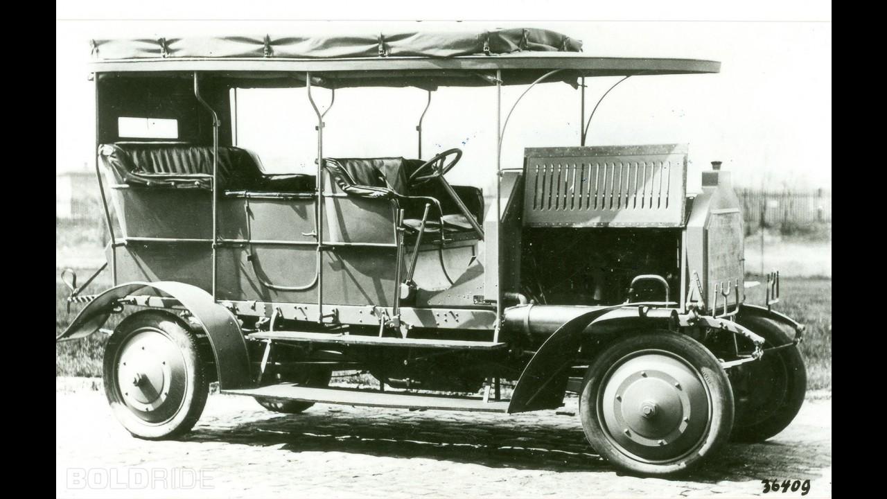 Mercedes-Benz Daimler Dernburg Wagon