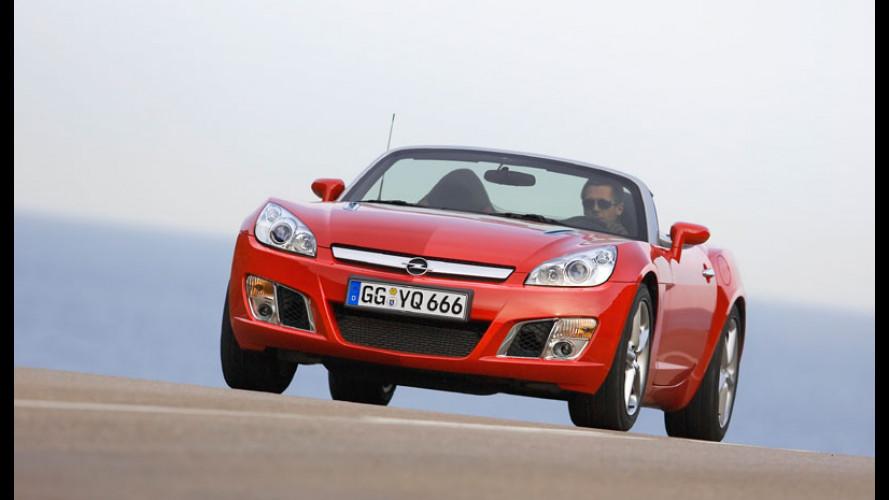 Opel GT con motore elettrico by AMP
