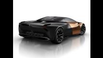 Peugeot Onyx. Le prime immagini