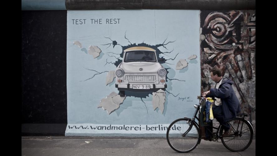 Trabi Safari. Scoprire Berlino sulla Trabant