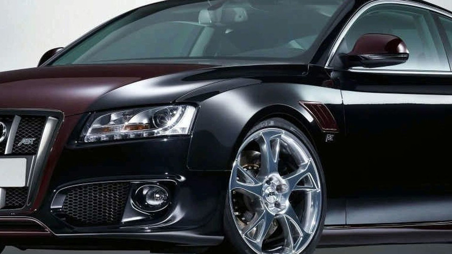 Abt Reveals Their New Audi Grille Styling
