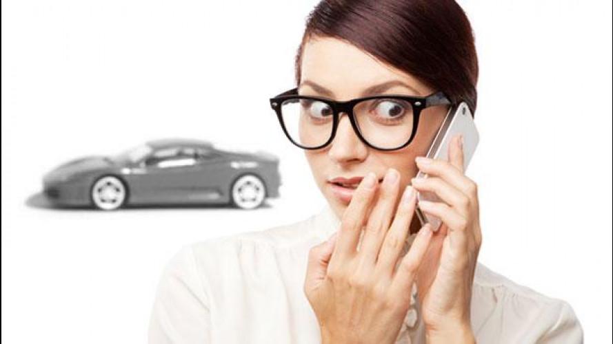 L'auto non è più l'oggetto del desiderio dei giovani