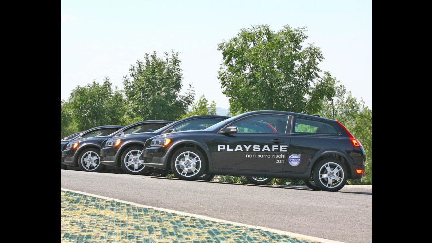"Volvo è con ""PlaySafe"""