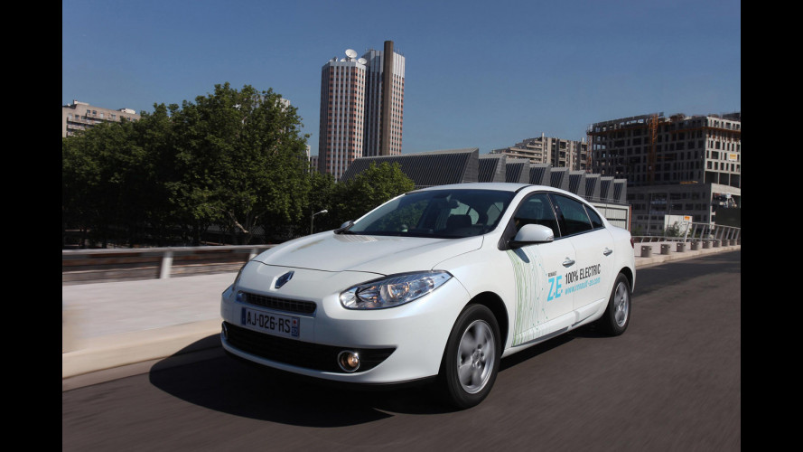 Renault Fluence Z.E., a Istanbul entro il 2011