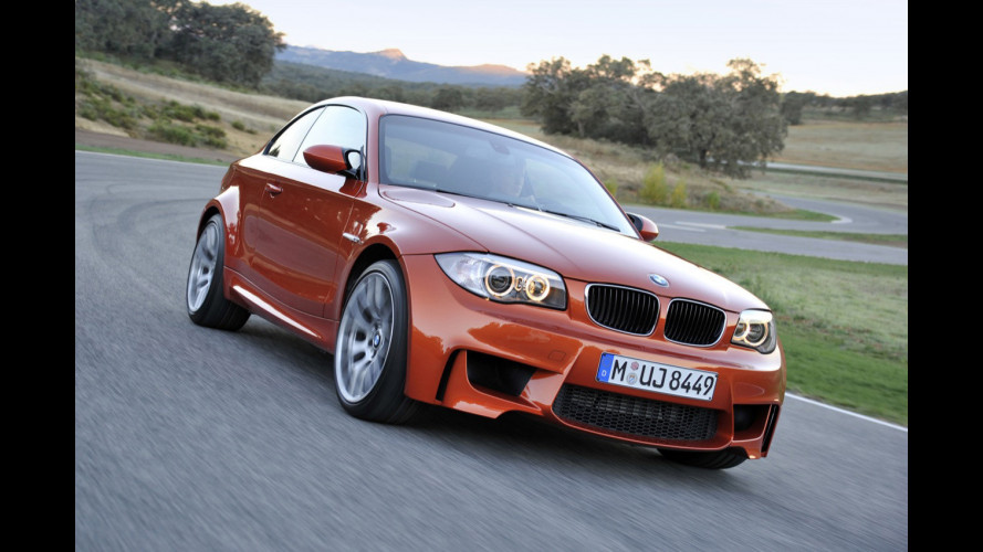 BMW Serie 1 M Coupé: i prezzi