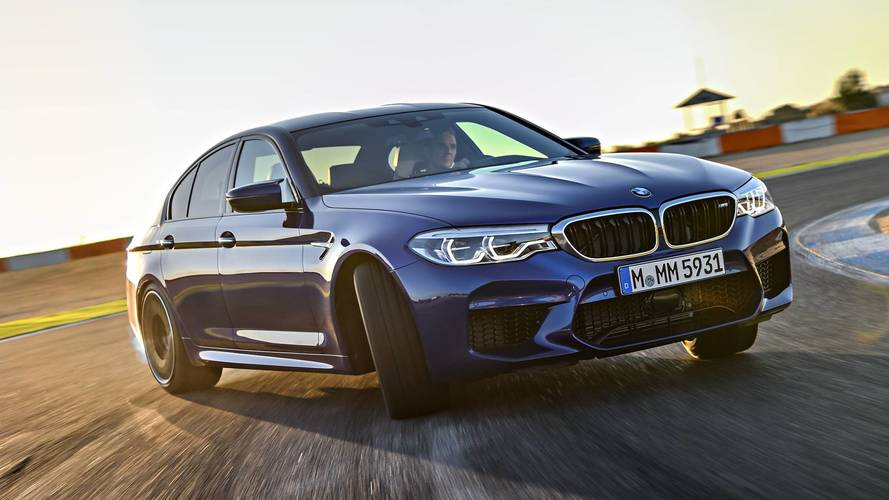 2018 BMW M5 first drive: Fast, loose and fun