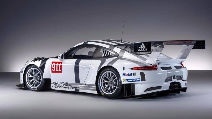 Une nouvelle Porsche 911 GT3 R en 2019