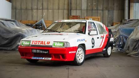 Citroën Héritage subasta 65 coches de colección: actualizado con fotos