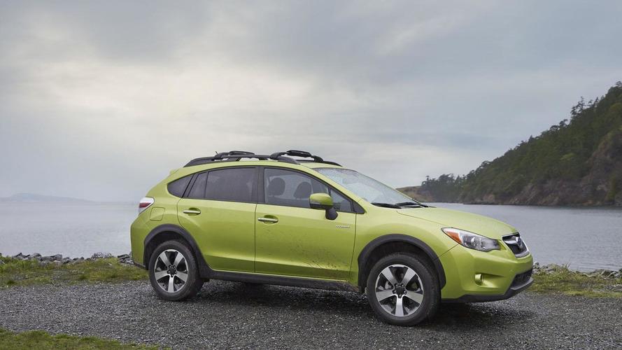Subaru axes 2017 Crosstrek Hybrid