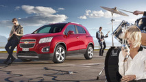 2013 Chevrolet Trax pricing announced (DE, UK)