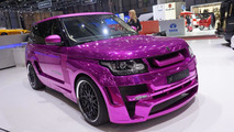 Hamann Mystere based on 2013 Range Rover at 2013 Geneva Motor Show