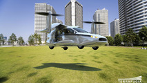 Terrafugia TF-X flying plug-in hybrid car announced [video]