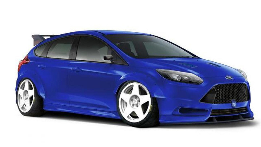 2015 Ford Focus RS will have 335 HP and cost 40,000 EUR - report