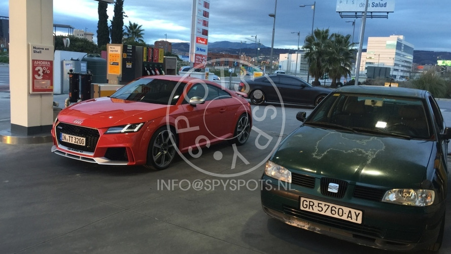 Audi TT RS, RS3 Sedan getting brand new turbo-five 2.5-liter?