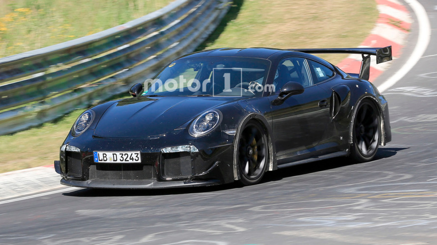 Porsche 911 GT2 will have PDK, no manual