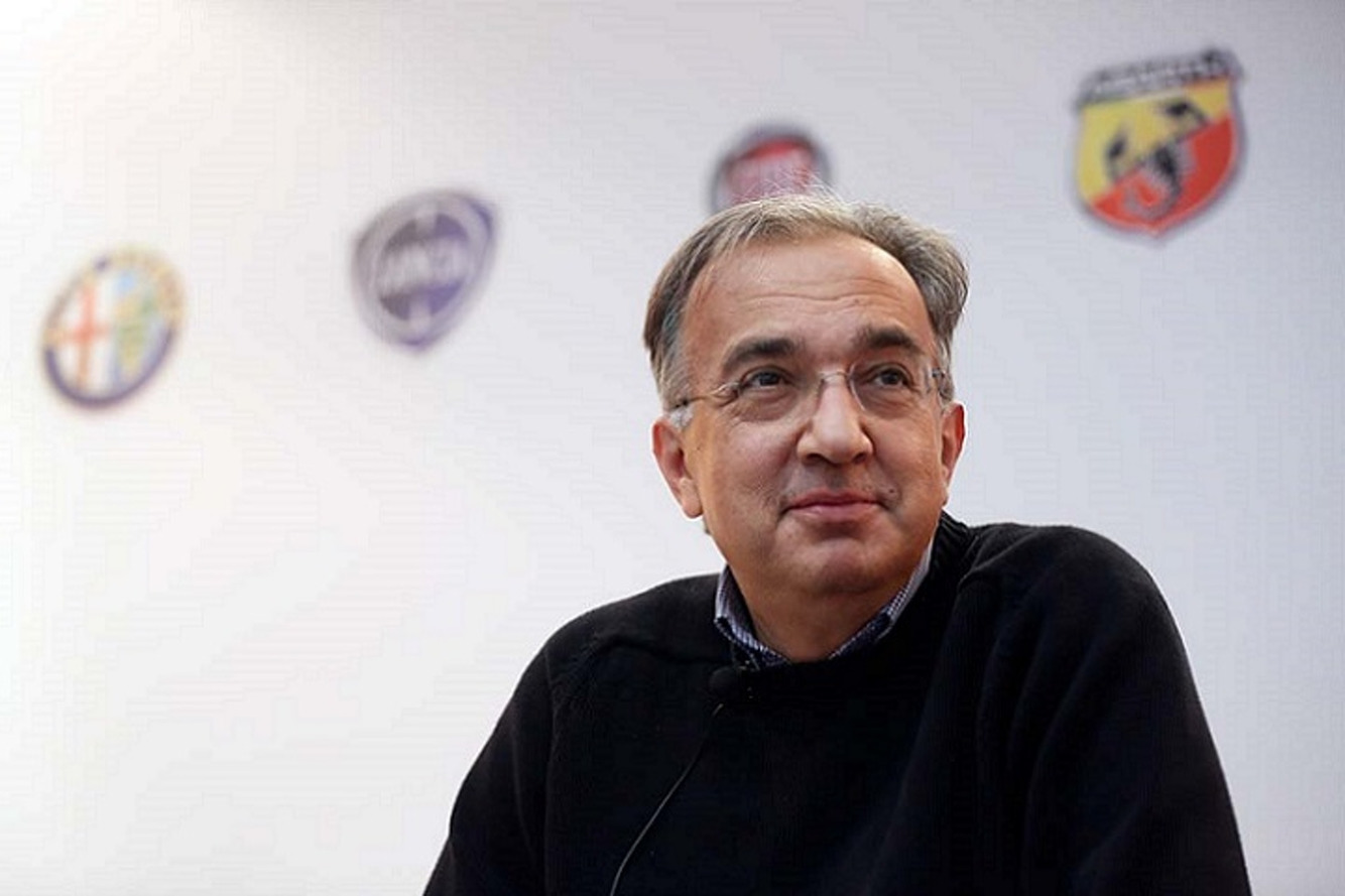 FCA CEO'su Sergio Marchionne Paris Otomobil Fuarı'na katılmayacak