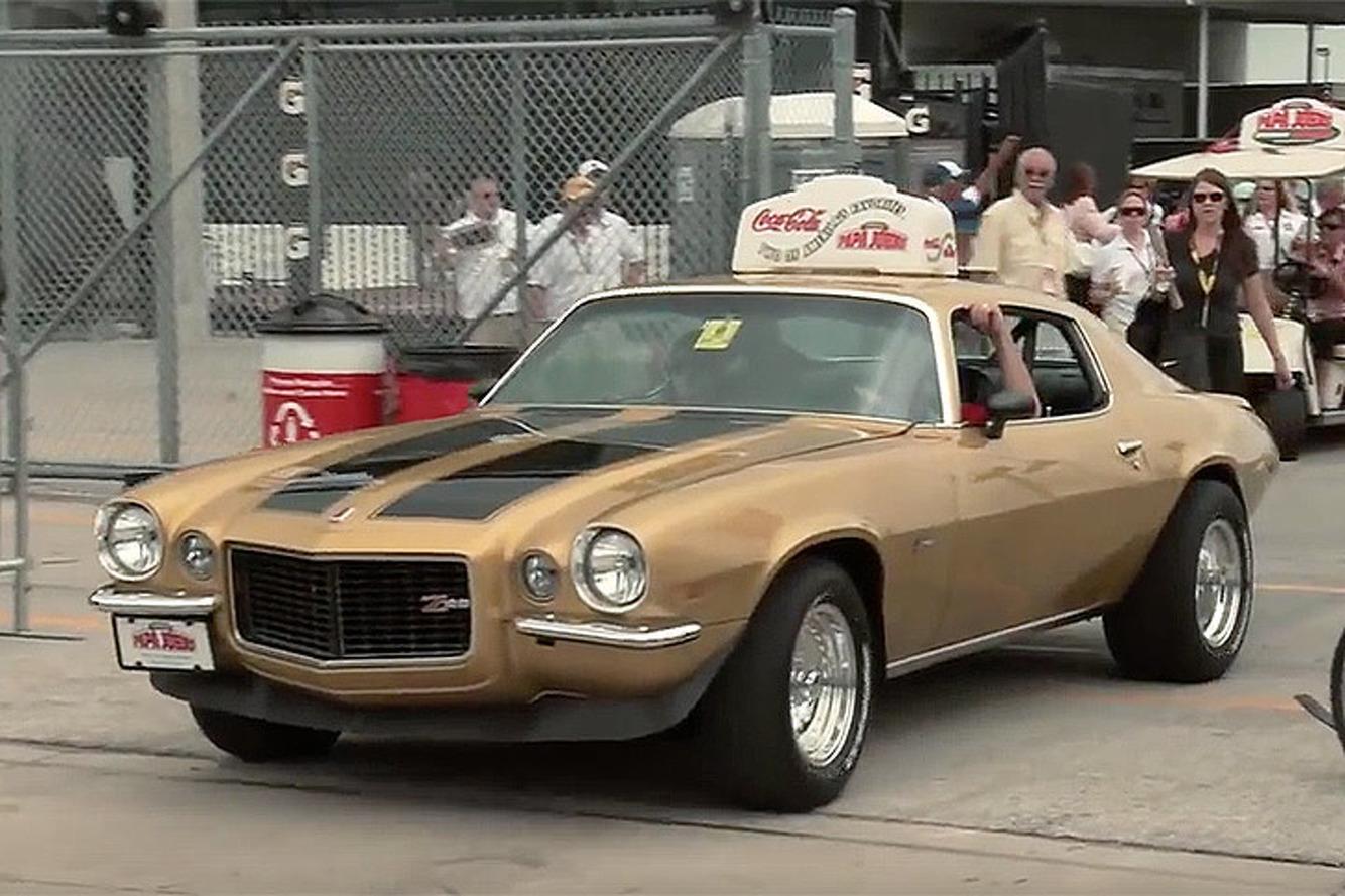 Papa John's Stolen Chevrolet Camaro Has Been Found in Detroit