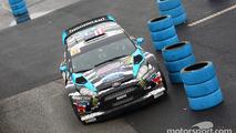Ken Block and Alex Gelsomino, Ford Fiesta WRC