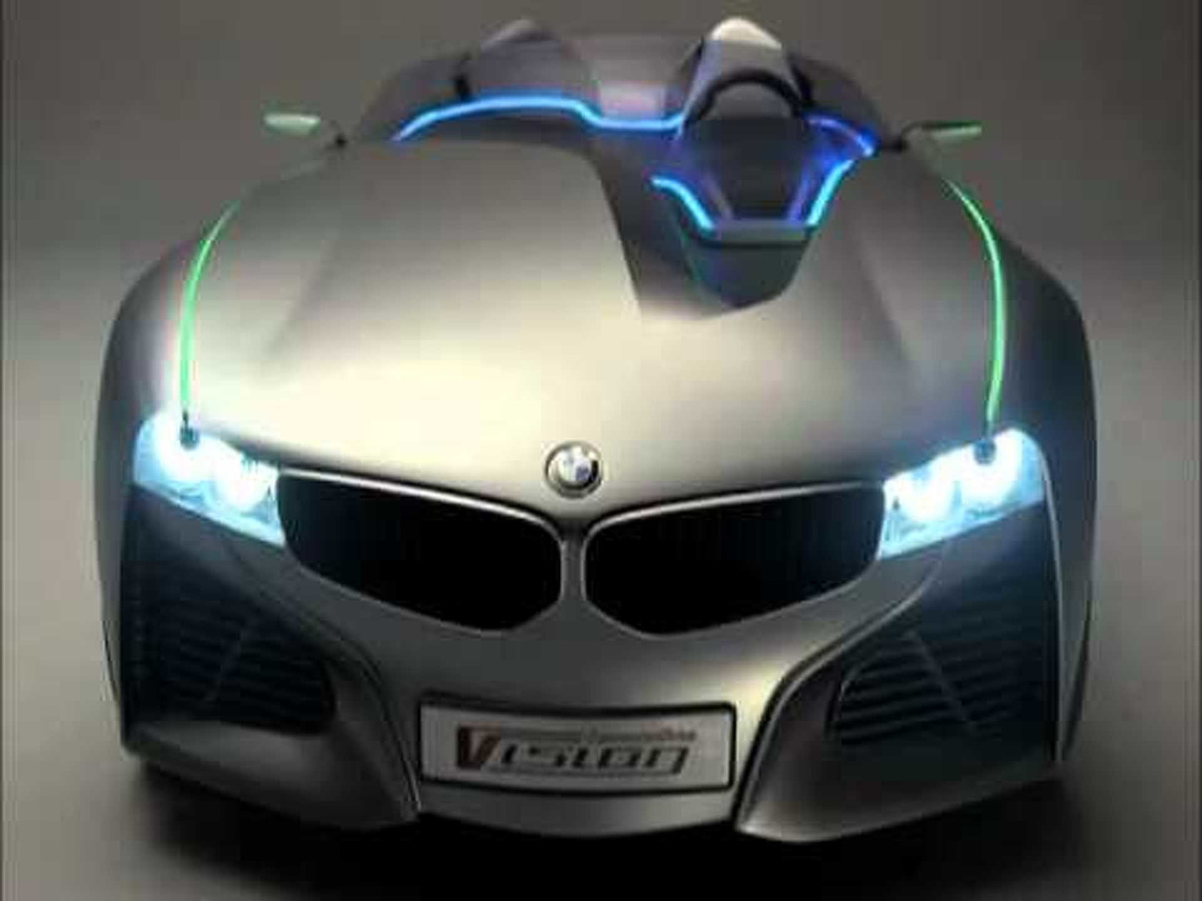 2011 BMW ConnectedDrive Concept Front