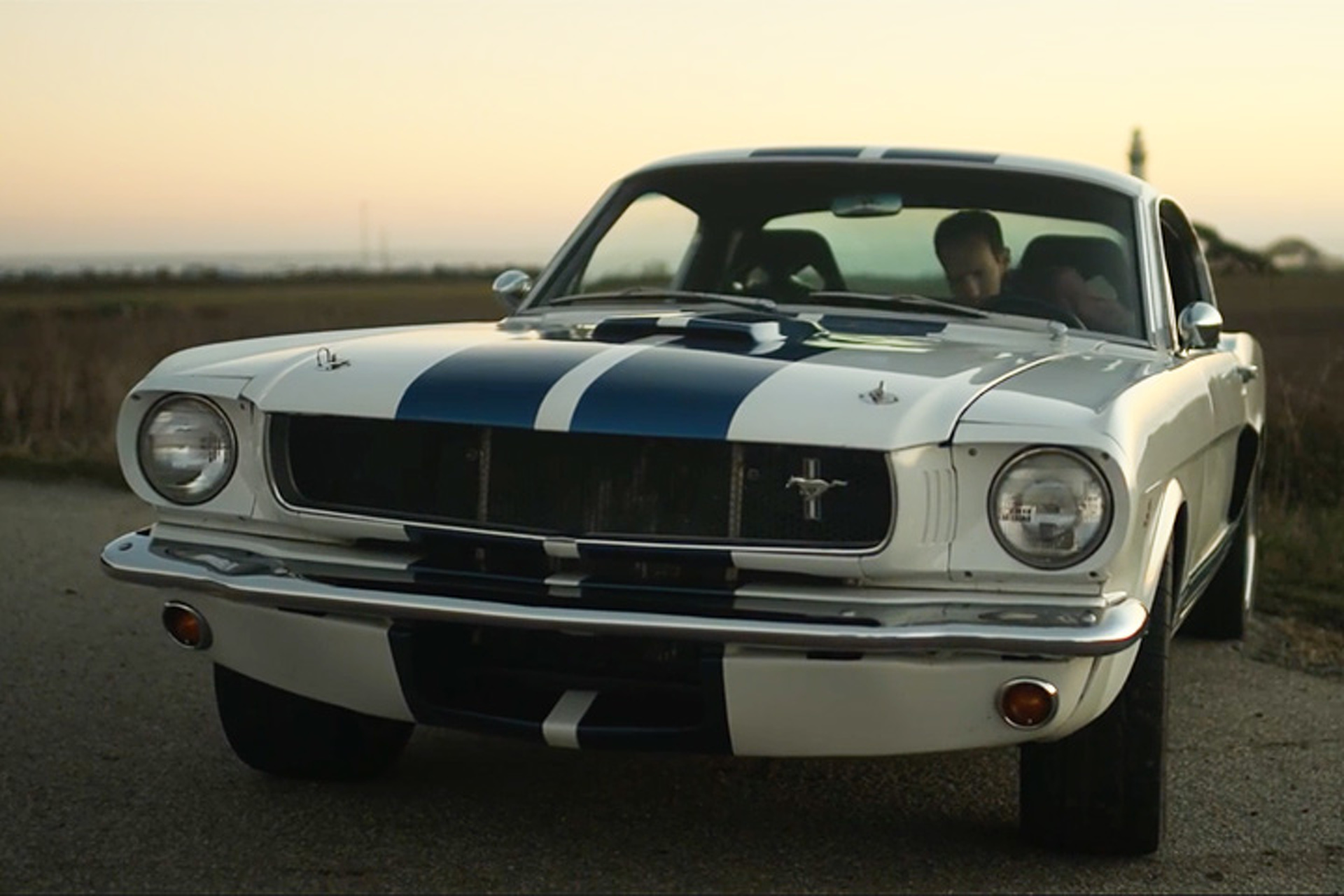 This '65 Ford Mustang Jump-Started a Racing Career