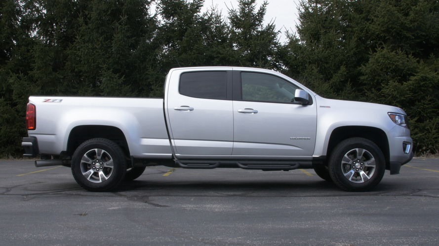 2016 chevy colorado diesel why buy. Black Bedroom Furniture Sets. Home Design Ideas