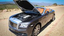 2016 Rolls-Royce Dawn: First Drive