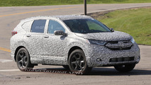 2017 Honda CR-V spy photo