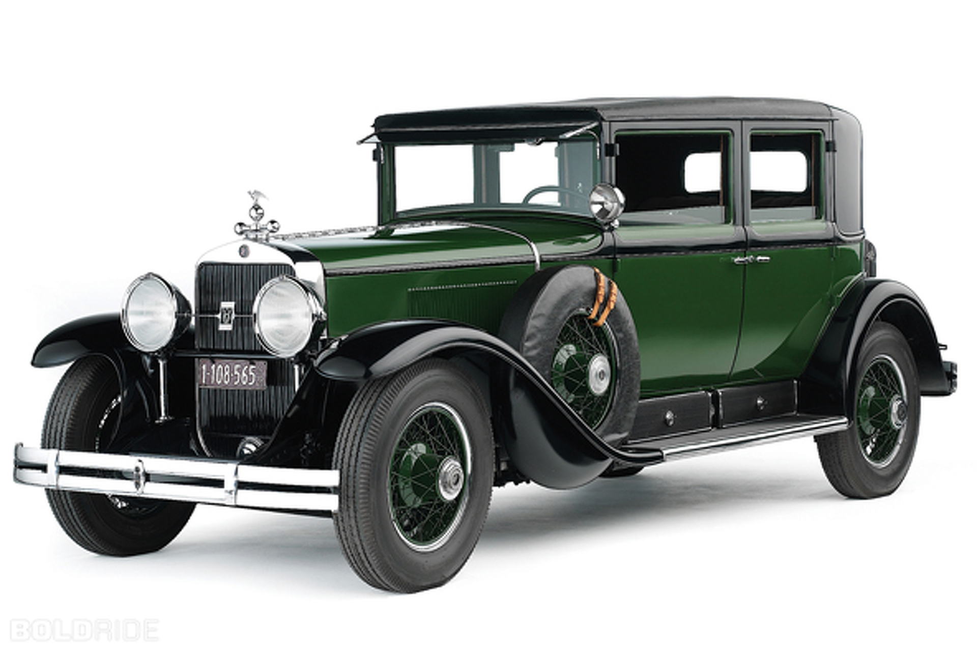 Most Popular: 1928 Cadillac Al Capone Town Sedan