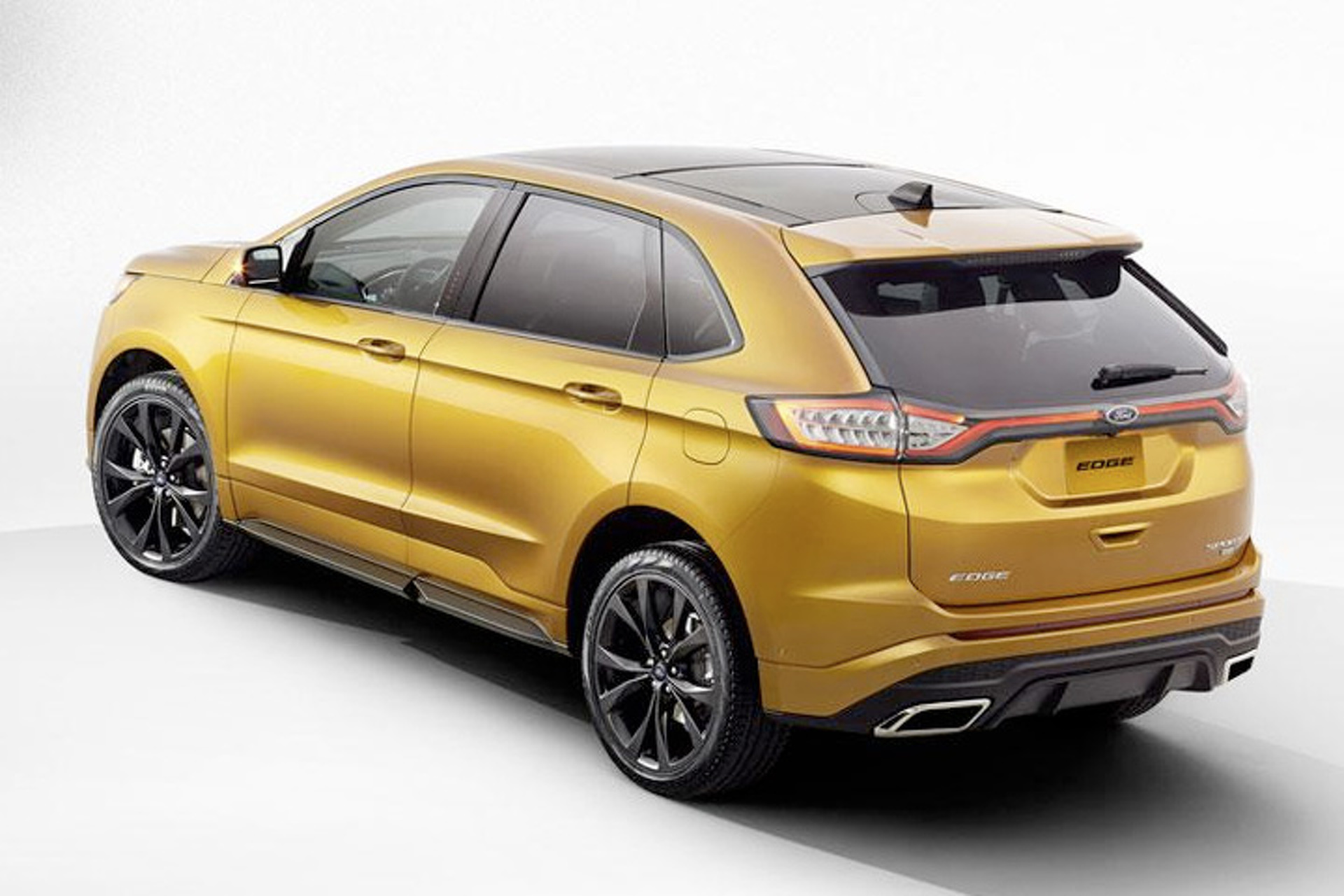 The 2015 Ford Edge is Going Global