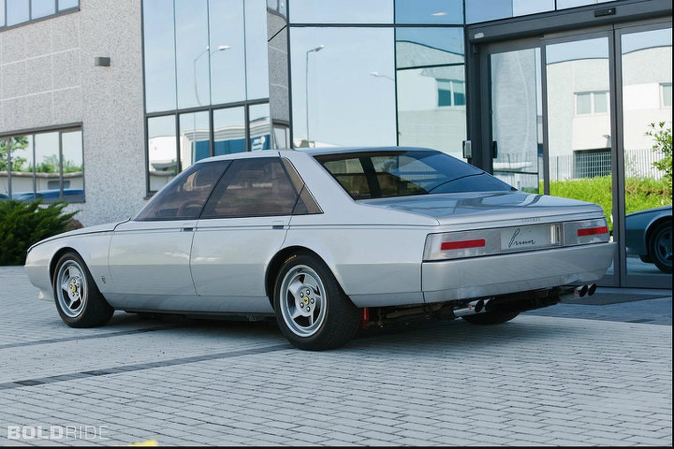 In the Eye of the Beholder: The 1980 Ferrari Pinin Concept
