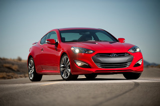 Hyundai Axed the Turbo Four in the 2015 Genesis Coupe