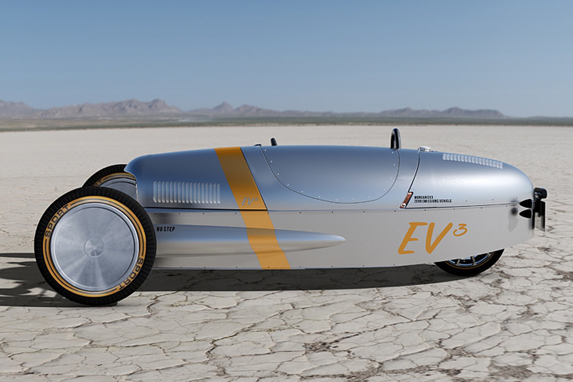An Electric Morgan 3 Wheeler is Coming, and It Gets 150 Miles of Range