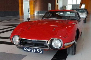 The Toyota 2000GT Proved Japan Could Build a Sports Car