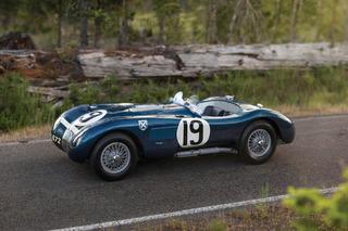 The Jaguar C-Type Launched Jaguar into Racing History