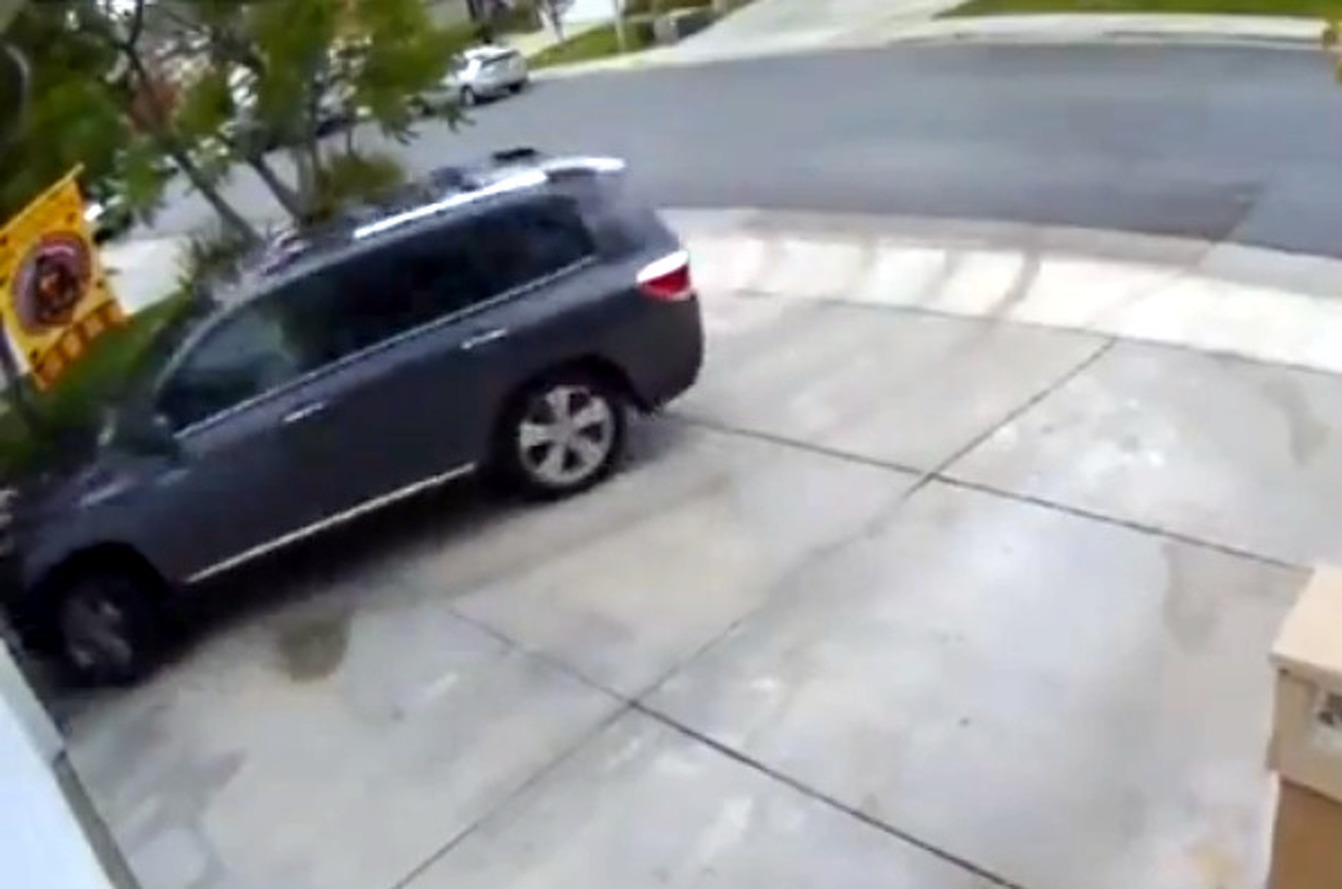 Video: Security Footage Viral or Very Fake? You Decide