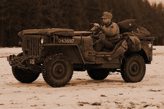Go Anywhere, Do Anything: The Story of Willy's Jeep