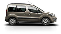 2015 Citroen Berlingo facelift