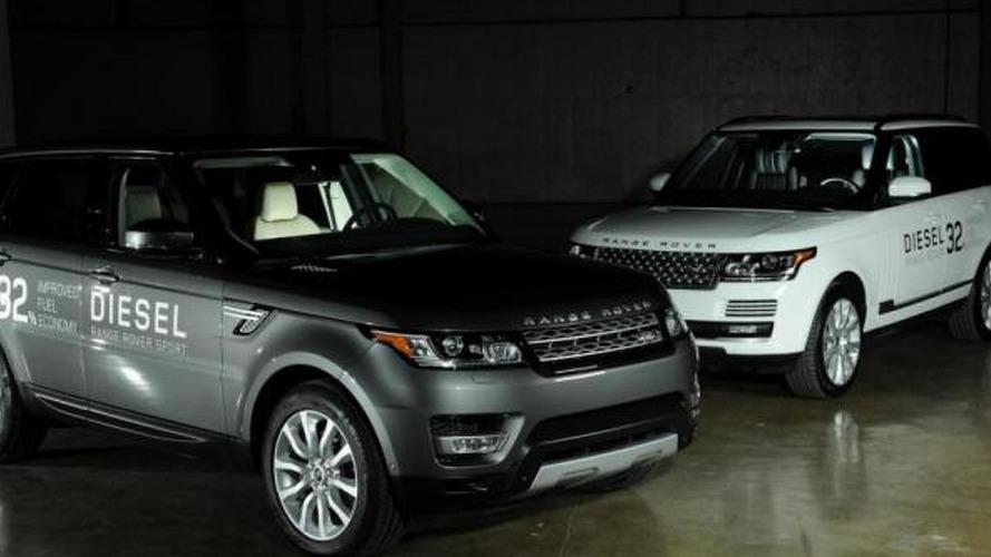 Range Rover HSE Td6 and Range Rover Sport HSE Td6 revealed in Detroit