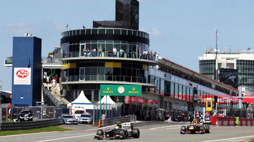 Mercedes to 'help' save German GP - Wolff