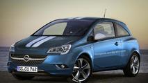 2015 Opel Corsa rendering / RM Design