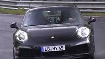 Porsche 911 hybrid (not confirmed)