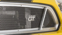 2015 Shelby GT Mustang unveiled, is more powerful than the GT350R