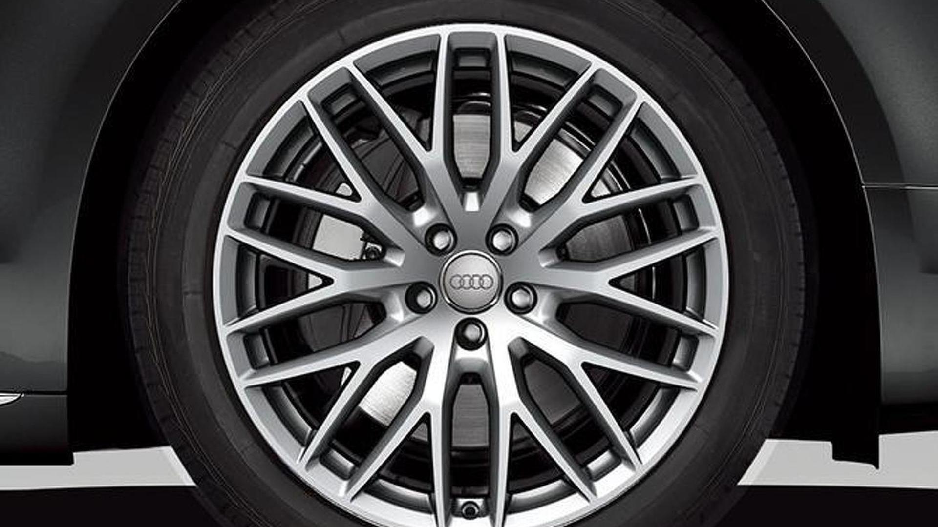 Audi A8 L Chauffeur special edition announced  Motor1com Photos